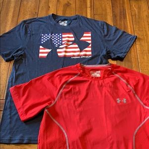 Under Armour HeatGear T-shirt